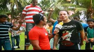 Reportage en TVN de artes escenicas Colonense