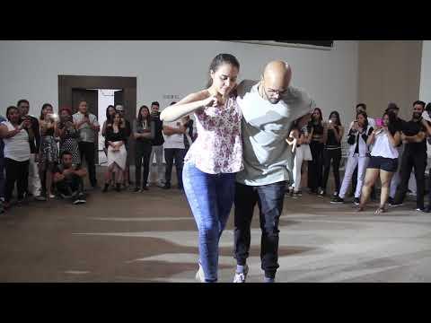 Albir Rojas Feat. Maga Camperos @Paixao Kizomba Festival. Maracay, Venezuela.