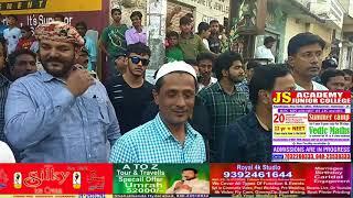 Grand Entry Akbaruddin Owaisi Nooruddin Owsi At Barkas Salala For Owaisi School Excellence 9 4 2018