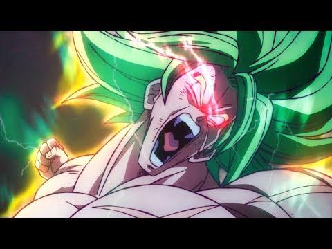 Dragon Ball Super: Broly Movie AMV   Legends Never Die