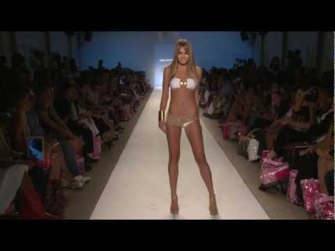 Aguaclara Swimwear 2012 Miami Fashion Show