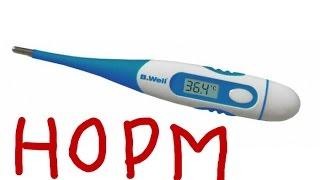 видео Бесконтактный электронный термометр B.Well WF - 2000. Отзыв. Фото. Как пользоваться