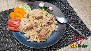 একটি মাত্র উপকরণ বদলে দিতে পারে আপনার তেহারির স্বাদ ও গন্ধ | Chicken Tehari Recipe Old Dhaka Style