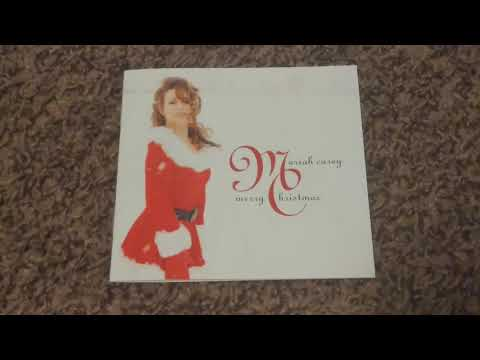 Download Mariah Carey - Merry Christmas Deluxe 25th Anniversary Edition Unboxing Mp4 baru