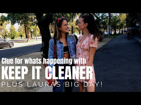 WHATS COMING UP FOR KIC? Plus Laura's big day!