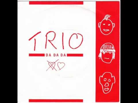 "TRIO - Da Da Da 12"" (Long German Version)"