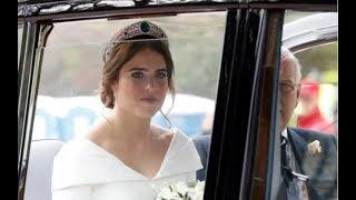 Что за огромный шрам на спине? Внучка Елизаветы ІІ на свадьбе вызвала восхищение смелым поступком