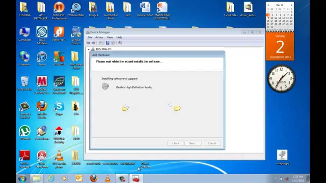 audio output device download for windows 7 32 bit