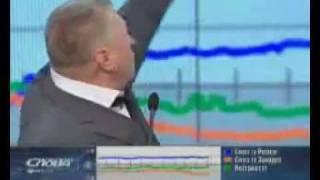 Жириновский на программе Свобода слова в Украине 2006 год.avi