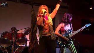 NSE-UNCHAINED All Female VAN HALEN Tribute Band-NEAL SHELTON ENTERTAINMENT