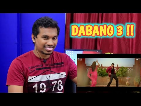 DABANGG 3 Trailer PAGLA Reaction By ELBW |Salman Khan | Sonakshi Sinha | Prabhu Deva 2019