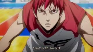 Kuroko no Basket Last Game Opening HD