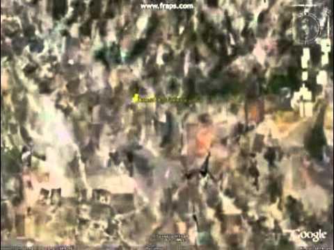 Area 51(satellite view googleearth)