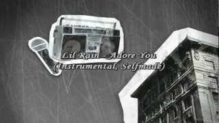 Adore You - Lil Rain (Instrumental, Selfmade) Lyrics