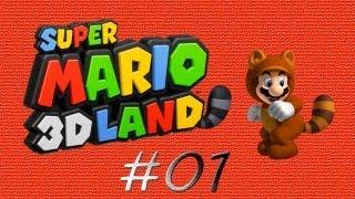Super Mario 3D Land #01