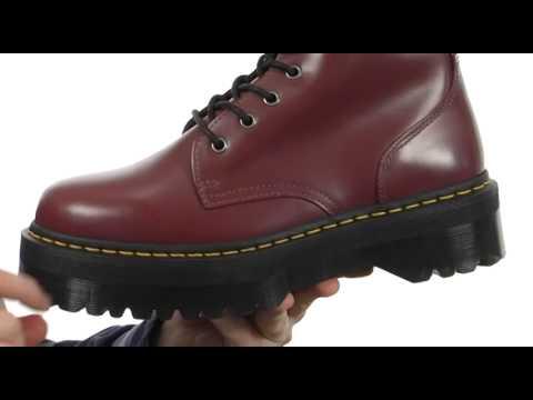 Dr. Martens Jadon 8-Eye Boot SKU  8178049 - YouTube 811a5a79c763b