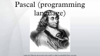 Pascal (programming language)
