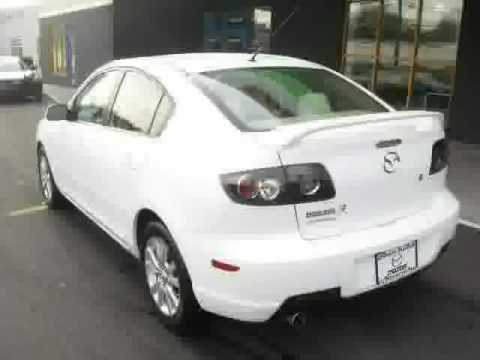 Used Mazda MAZDA3 2007 Located In At Open Road Mazda Of Morristown
