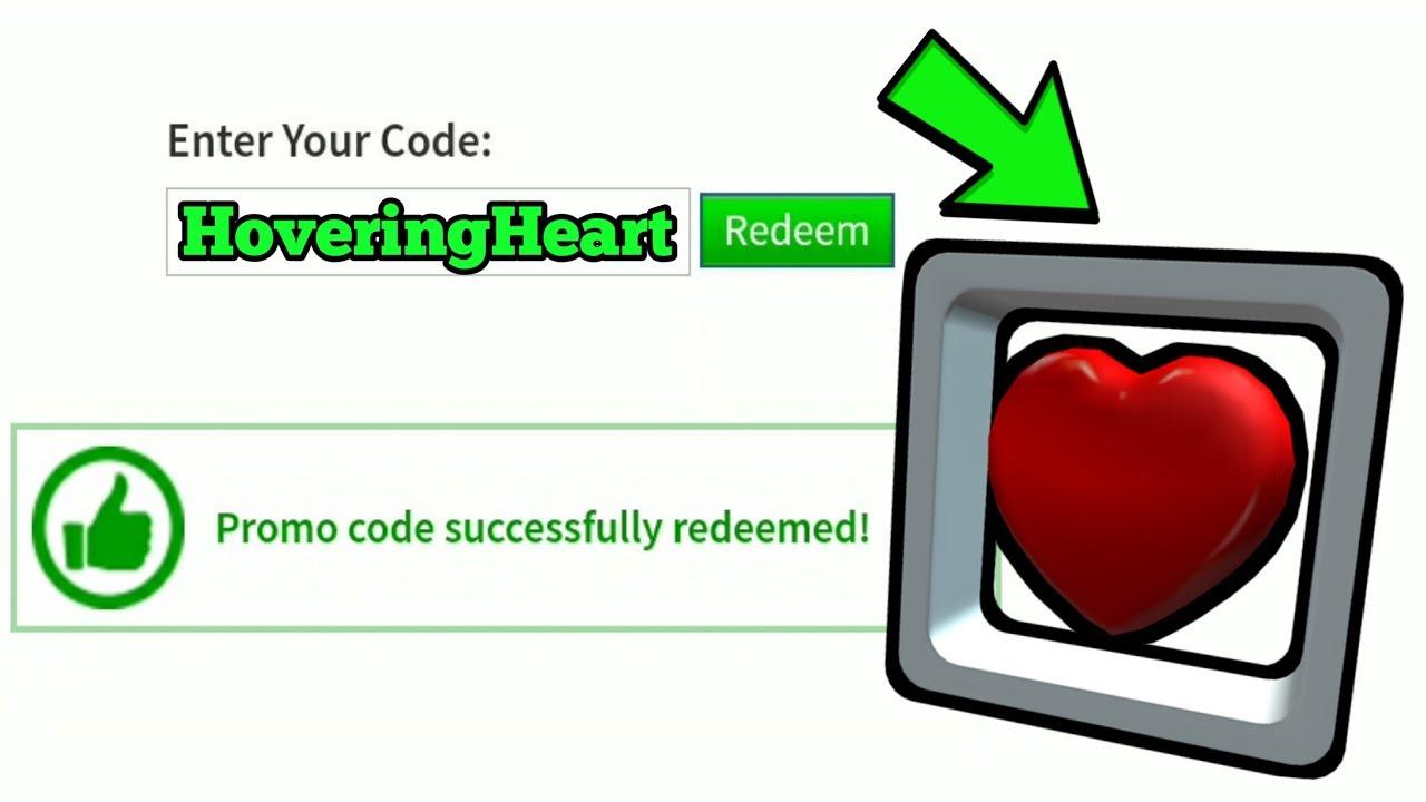 Heart Promo Code Roblox