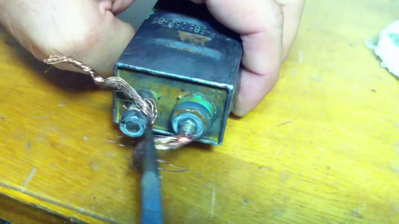 Ввод в эксплуатацию никелево кадмиевого шахтерского фонаря АБЗС 0 .