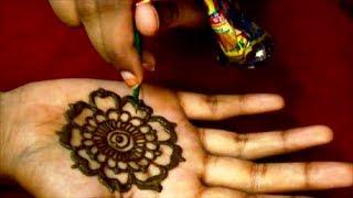 Mehndi Designs Simple Easy for Kids|Mehndi Henna Design Tutorials Step by Step For Begineers.