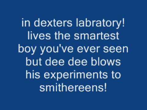 Dexters Laboratory Theme Lyrics