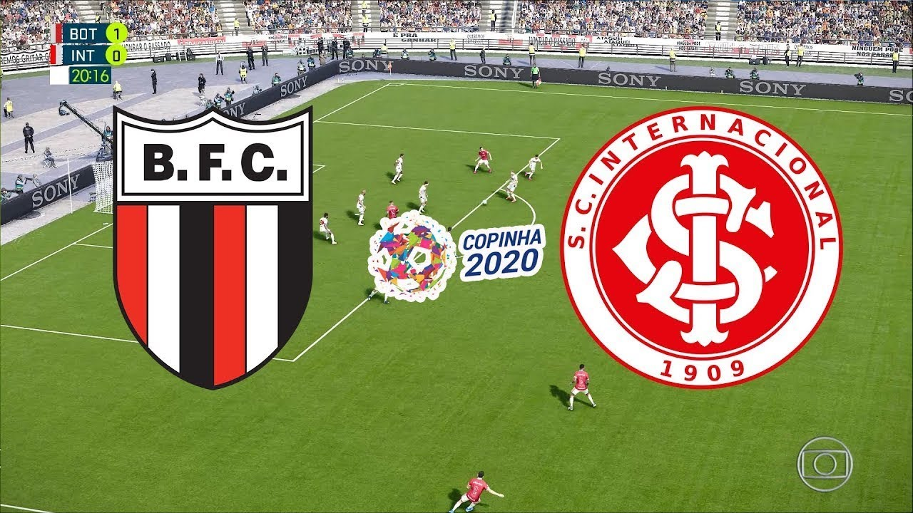 Colorado Na Semi I Botafogo Sp 0 X 2 Internacional I Melhores Momentos Hd I Copa Sao Paulo 2020 Youtube