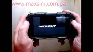 Видео обзор защищенного смартфона OINOM LMV9D с защитой IP67 по цене Discovery V8