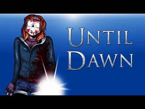 Until Dawn - episode 6! (Falling Tower) Haunted house!!!