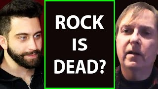 Dale Crover shares his thoughts on the 'Rock is Dead' expression. Dale Crover is best known for his extensive work as the drummer for the Melvins. He's also a ...