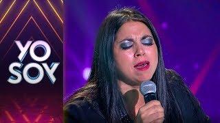 Sandra Sepúlveda cantó