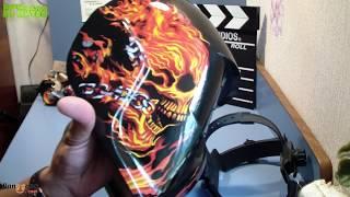Распаковка и Тест Посылки из Китая. Сварочная маска Хамелеон.(Желаю всем Приятного просмотра ! ○ Покупал ЗДЕСЬ: ..., 2015-06-14T11:38:33.000Z)