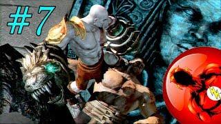 +18 Прохождение Игры God of War 3 Часть 7 - Геракл!!!