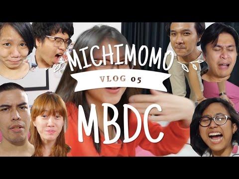 MICHIMOMO VLOG EP.5 || MBDC vs Capsaicin || MICHIMINUTES