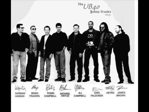 UB40- I'll be on my way