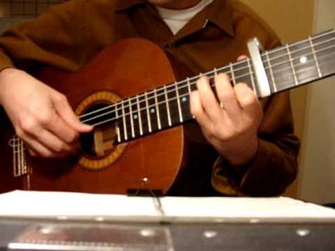 những-Đồi-hoa-sim.-classique-guitare-espagnole