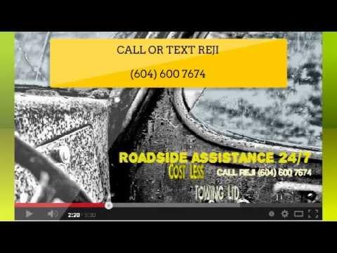 Roadside Assistance Vancouver Call Reji (604)600 7674