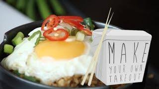 Nasi Goreng - Make Your Own Takeout