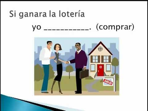 "Spanish Exercise – The Conditional Tense – ""¿Qué harías?"""