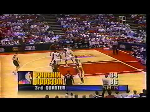 Kevin Johnson: 43 Point Game Vs Houston (1995 Playoffs)