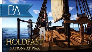 NAPOLEONIC NAVAL COMBAT - Holdfast: Nations at War Mod Gameplay