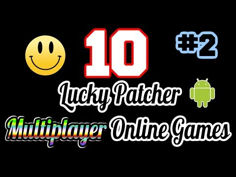10 Lucky Patcher Multiplayer Online Games 2017 Android No Root List #2