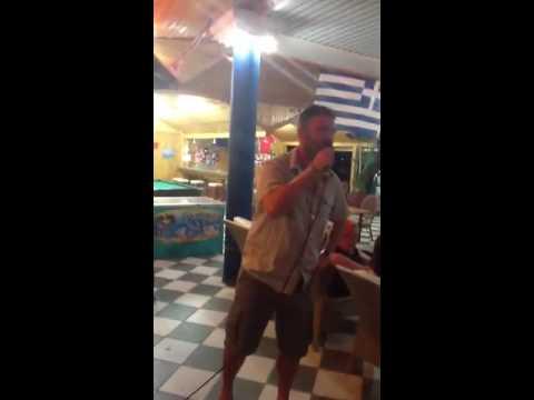 Holiday karaoke