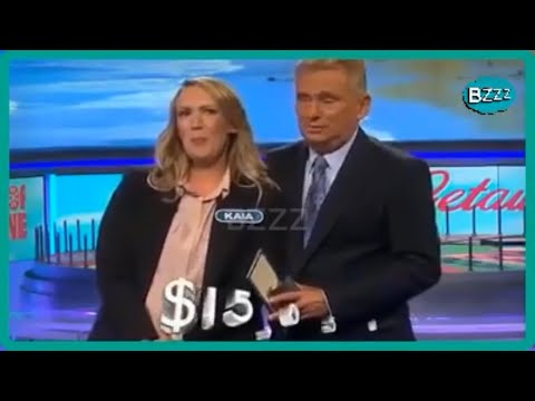 Nick Nack - Ouch! Woman misses out on million dollar win! WOF