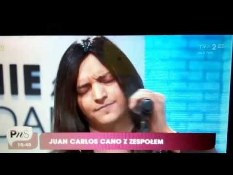 Juan Carlos Cano i Enclose w PnŚ 28 01 2015 w utworze