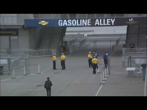 Gasoline Alley Camera at the Indianapolis Motor Speedway