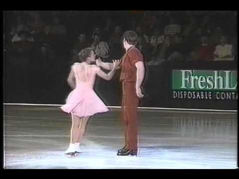 Gordeeva & Grinkov (RUS) - 1994 World Professionals, Pairs