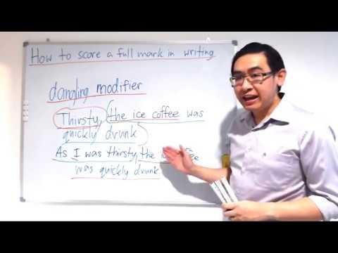 (Part 2) How to score a full mark in writing - ทำอย่างไรถึงจะสอบ writing ได้คะแนนเต็ม