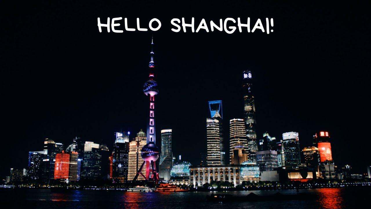 china tour ep. 04: hello shanghai!