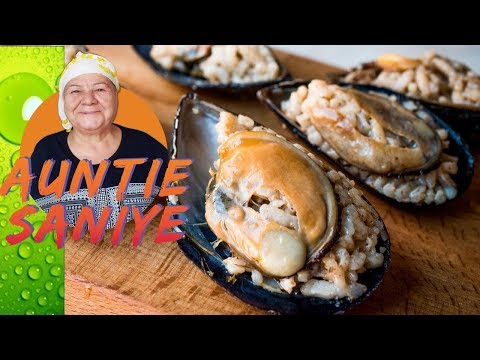 Stuffed Mussels Recipe | Turkish Midye Dolma